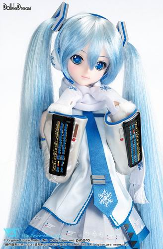 Dollfie Dream Snow Miku (2)