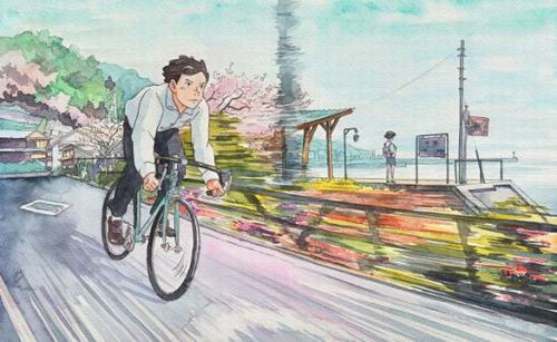 Foreign Artist Nails Modern Japan in Watercolors (10)