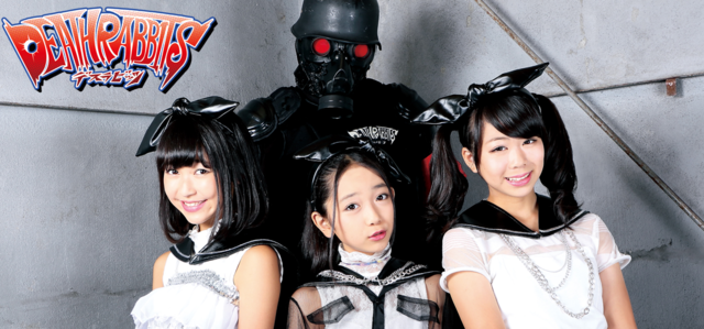 Idol group metal, Death Rabbits, merilis video musik berjudul Usagi no Kimochi