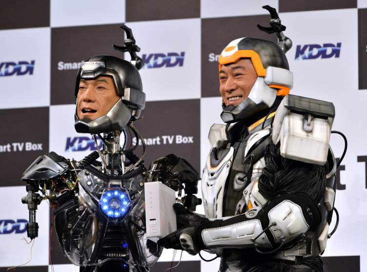 JAPAN-IT-TELECOM-TECHNOLOGY-SCIENCE-ROBOT
