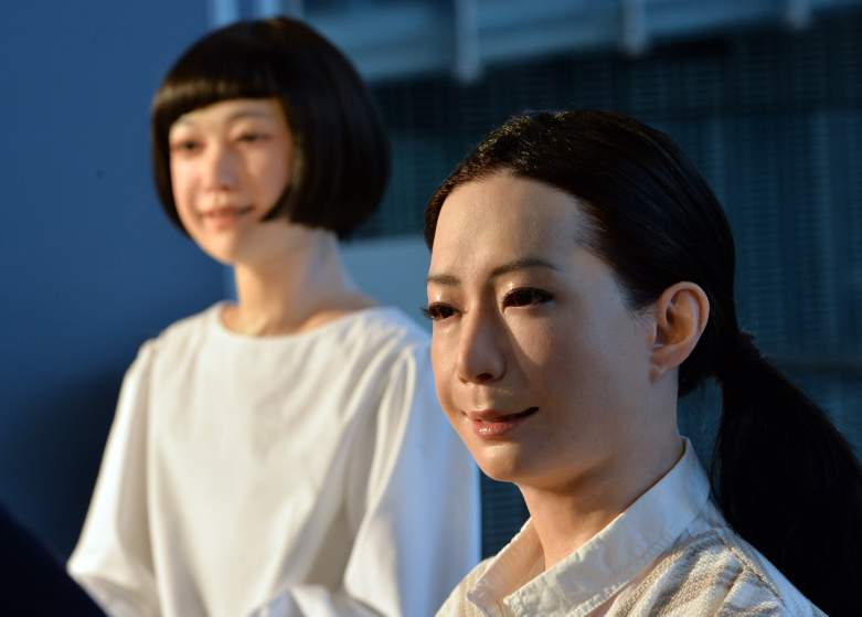 JAPAN-LIFESTYLE-TECHNOLOGY-ROBOT-OFFBEAT