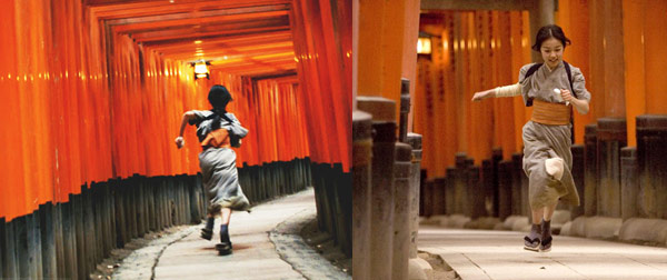 Image Credit: Memoirs of a Geisha – Columbia Pictures