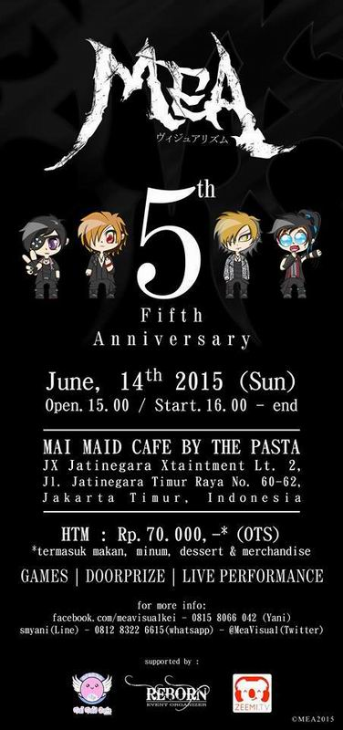 [LOCAL BAND] MEA 5th Anniversary (2)