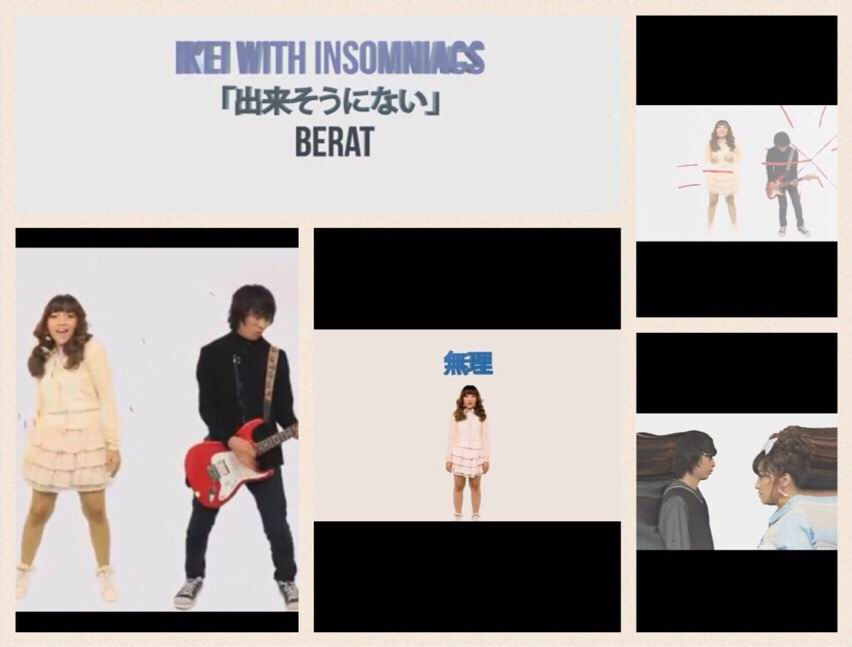 [LOCAL BAND] Musik Video Terbaru Ikei With Insomniacs2