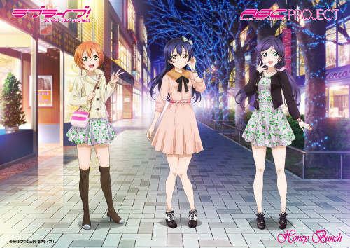 Love Live Girls (5)