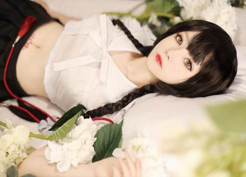 Lucia Cosplayer Korea (1)