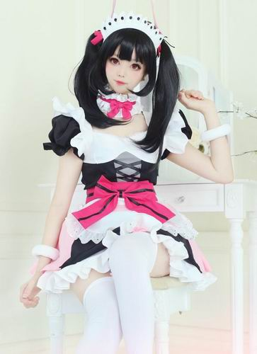 Lucia Cosplayer Korea (3)