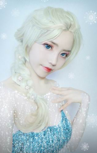 Lucia Cosplayer Korea (4)