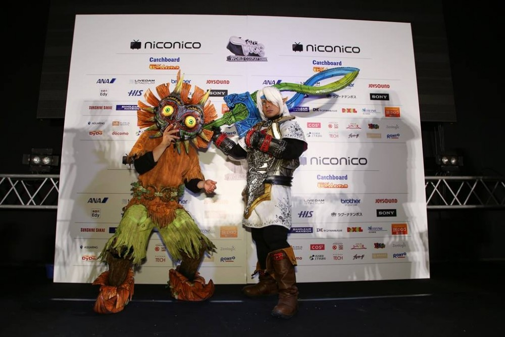 Meksiko Menjuarai World Cosplay Summit 2015