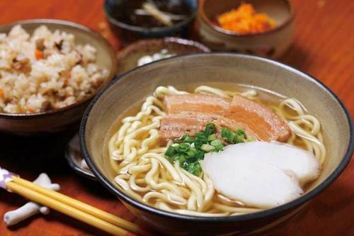 Okinawan Soba (photo: okinawatraveler.net)