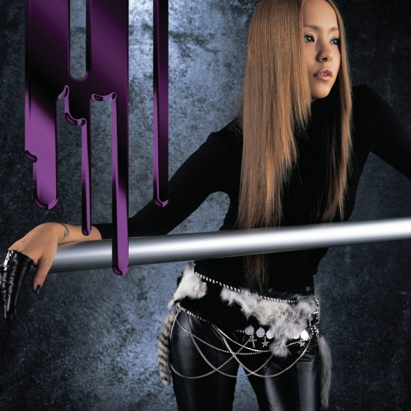 "Namie Amuro Album ""LOVE ENHANCED single collection"" (2002)"