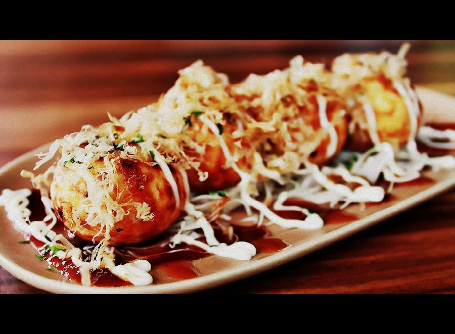 Resep Membuat Takoyaki Hot Spicy