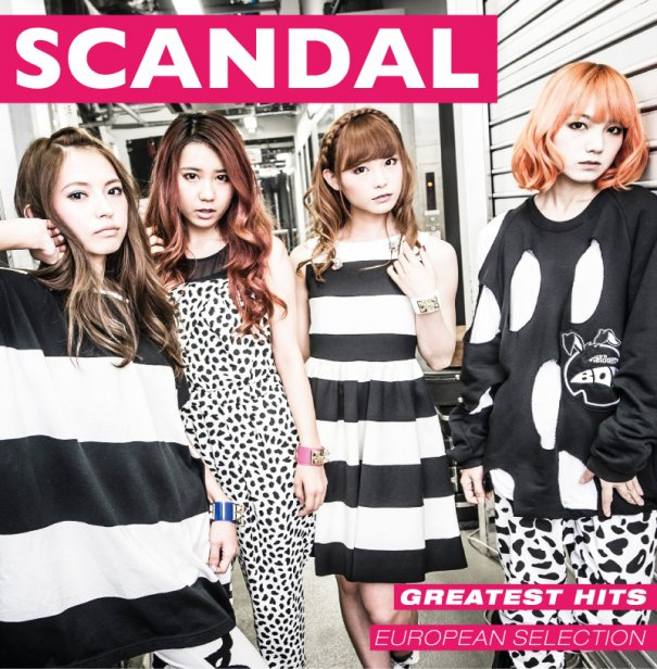 SCANDAL akan merilis album greatest hits eksklusif di Eropa