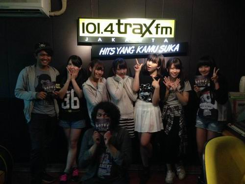 STARMARIE takes Indonesia on by storm! (2)