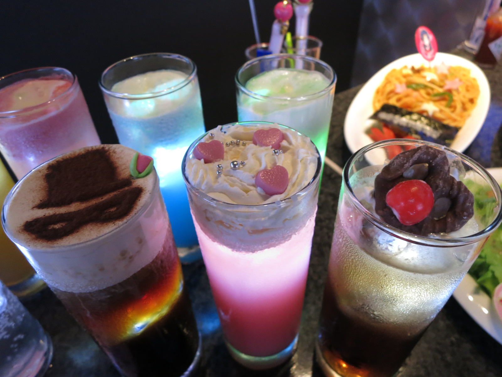Sailor Moon Cafe 3
