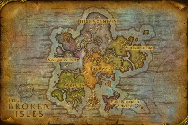 World of Warcraft- Legion 2