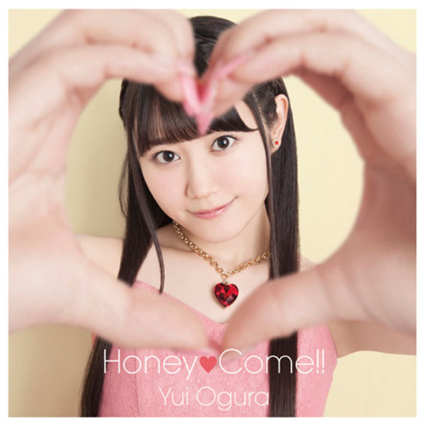 Yui Ogura akan merilis single ke-5 berjudul Honey Come!! (1)
