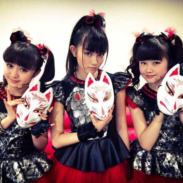 babymetal dragonforce