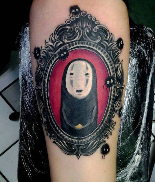 ghibli tattoo (10)