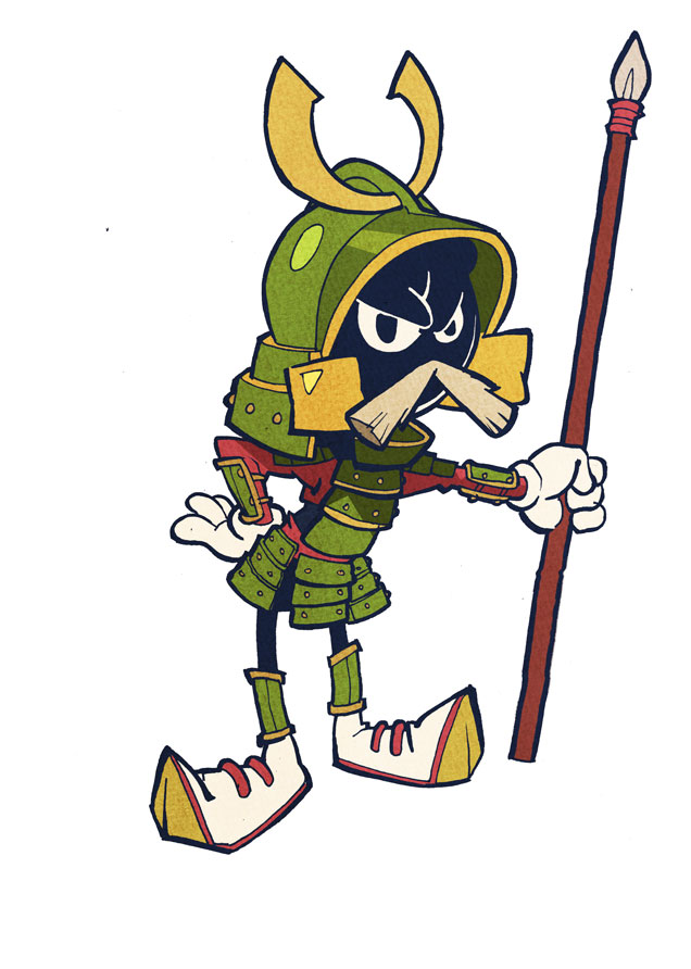 Marvin the Martian san