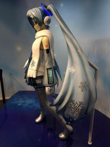 snow miku sky town exhibition (3)
